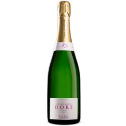 G. Doré Rosé Brut Champagne...