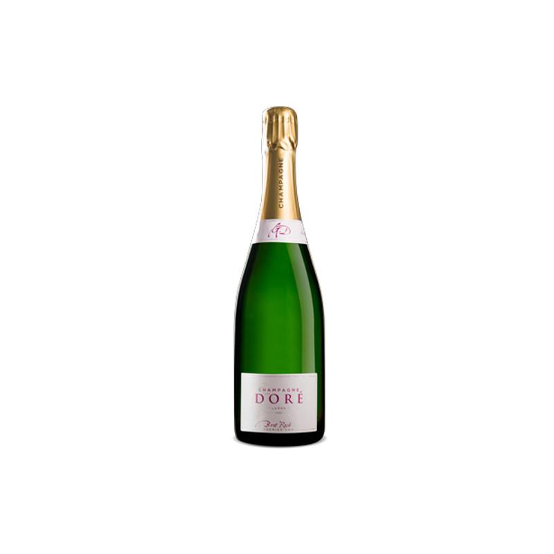Image of   G. Doré Rosé Brut Champagne Premier Cru