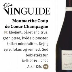 Monmarthe Coup de Coeur 1....