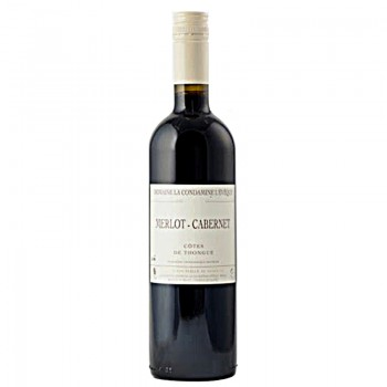 Cote de Thongue Merlot -...