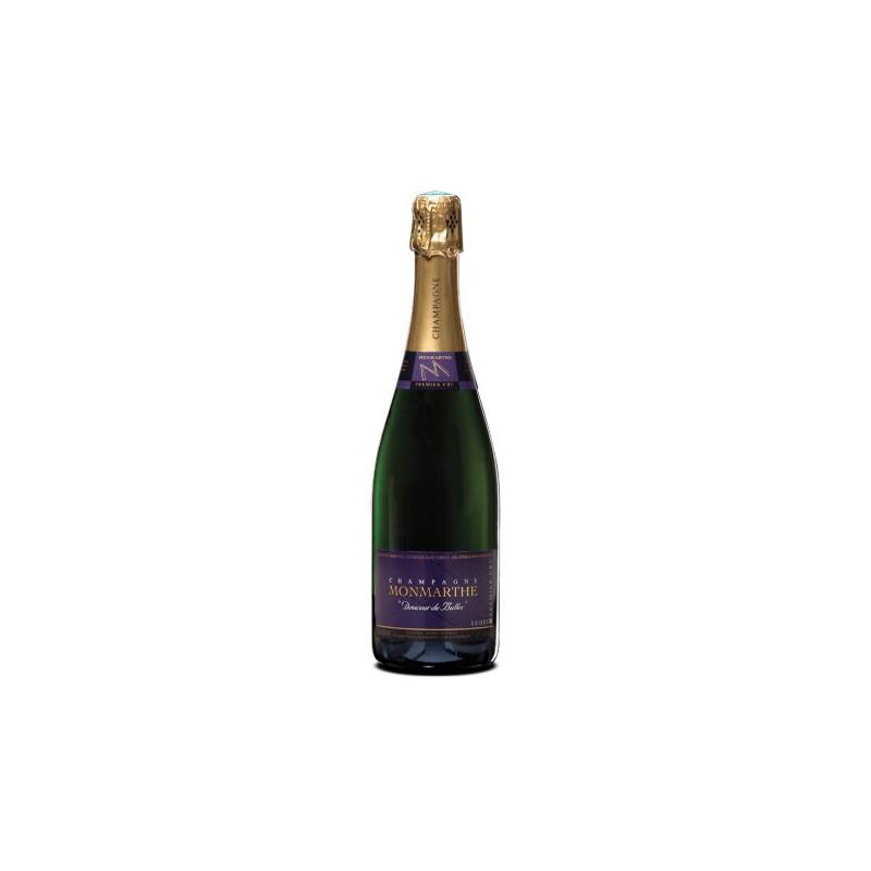 Image of   Monmarthe Douceur de Bulles Demi-Sec Champagne Premier Cru