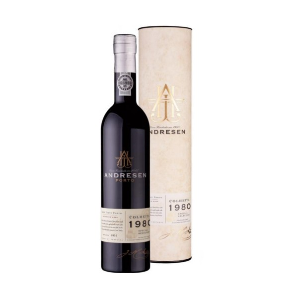 Image of   Andresen Colheita 1980 Special Selection (50 cl.)